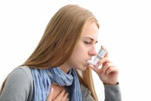 Неаллергическая астма