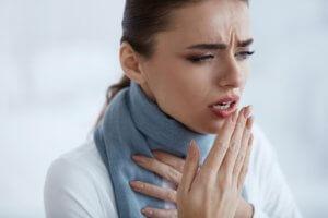 Бронхиальная астма симптомы