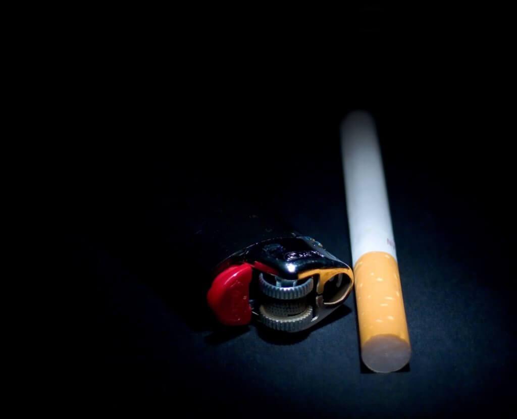 астма и курение