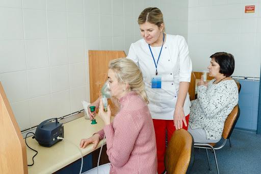 Санатории для астматиков