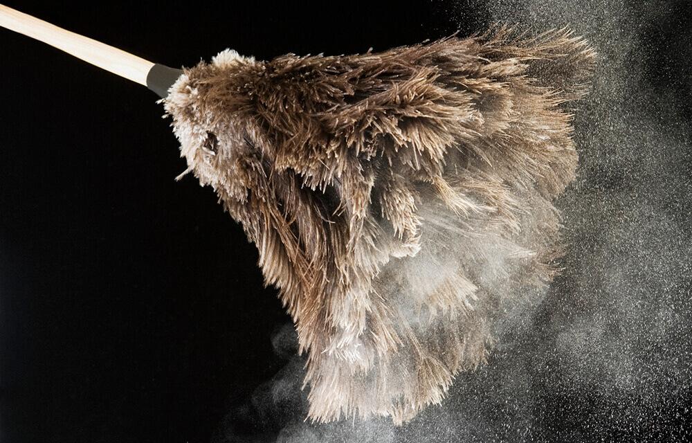 пыль при астме